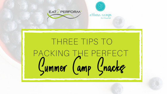 Three Tips To Packing The Perfect Summer Camp Snacks